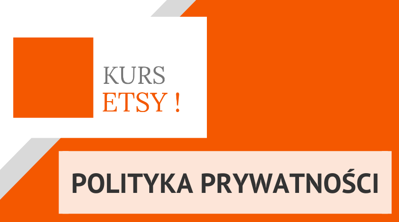 Polityka Prywatności KursEtsy.pl
